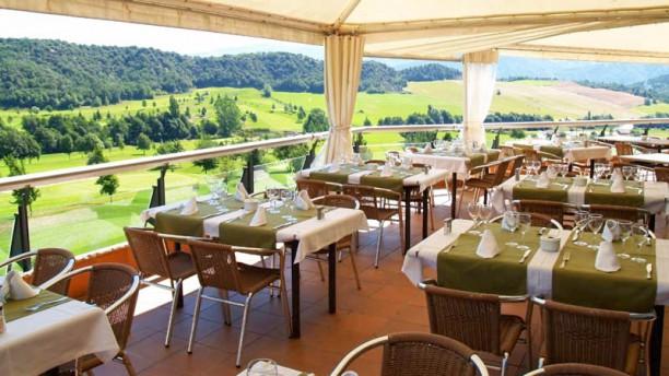 Aravell Golf Club Terraza