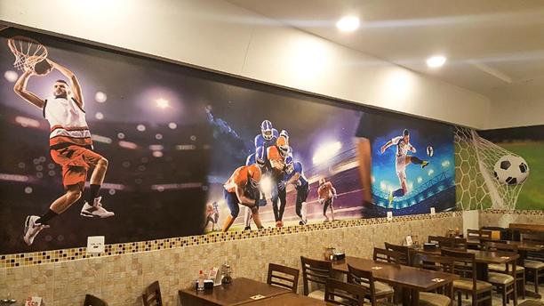 Skina Sports Bar Sala