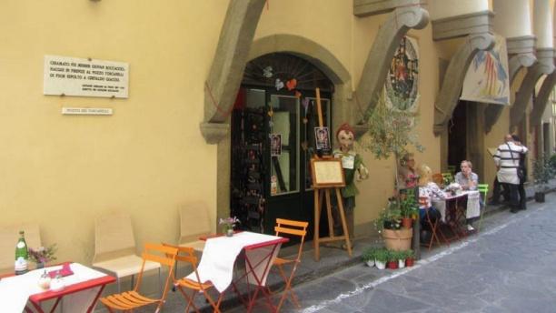 Toscanella Osteria Esterno