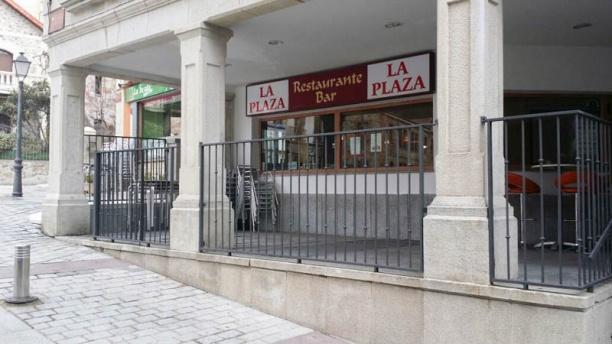 La Plaza Vista exterior