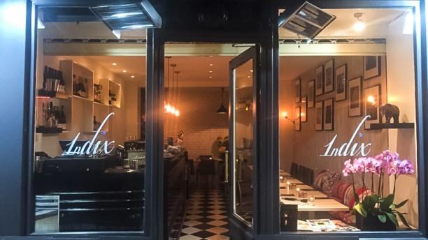 1ndix Café Devanture