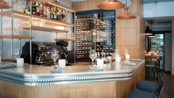 Restaurant Pottoka Paris 7