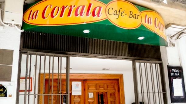 Restaurante La Corrala Entrada