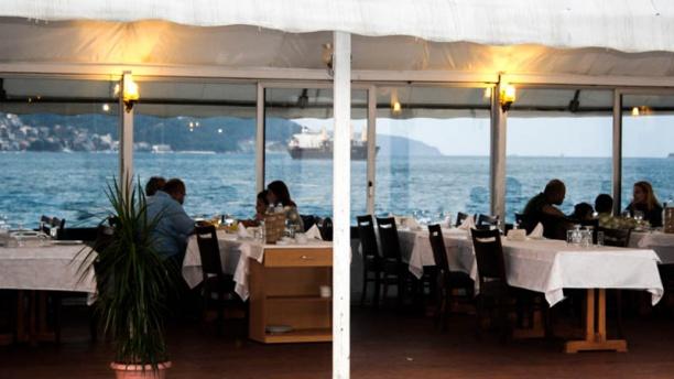 Paella Balık The terrace