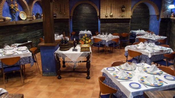 Nueva España Vista de la sala