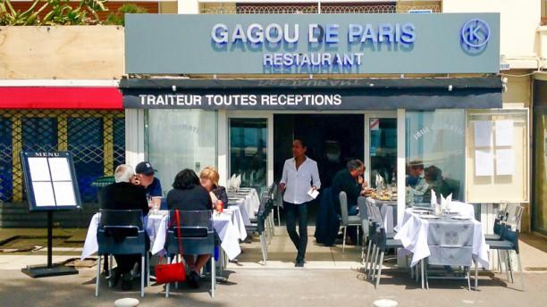 Gagou de Paris La Terrasse