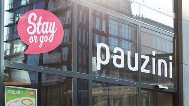 Pauzini ingang