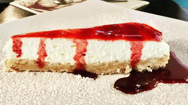 Time Restaurant Cheesecake