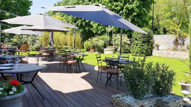Atelier Gourmand Terrasse