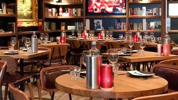 Banka Nunspeet Het restaurant