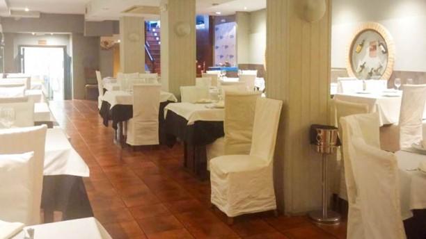 Ingazu Restaurante Vista sala