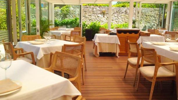 La Cubierta - Gran Hotel Victoria Vista Sala