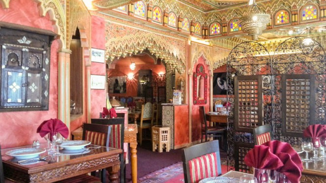Al Mounia - Restaurant - Arcachon