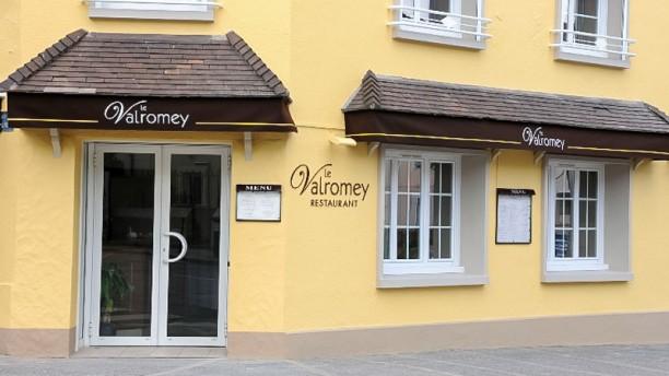 Le Valromey Le restaurant