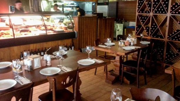 Özgür Şef Deli Kasap - Moda Dining room
