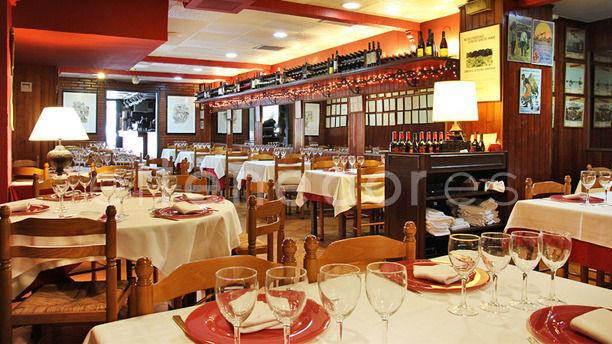 restaurante los asadores en barcelona paseo de gracia