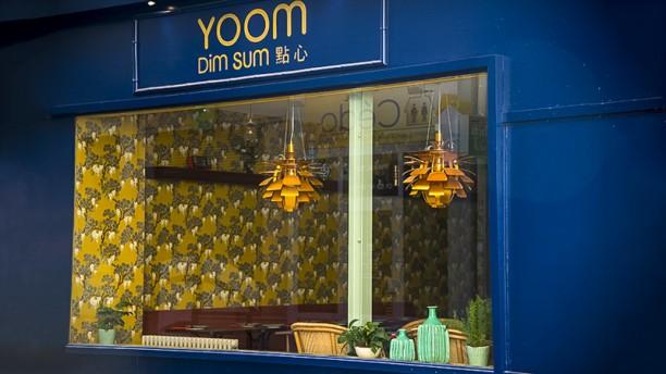 Restaurant Yoom Paris