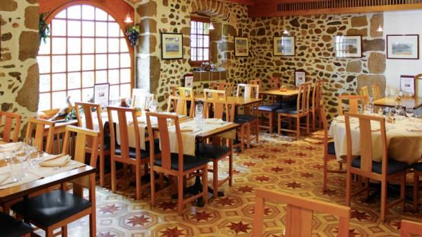 Restaurant de l'Hostellerie du XVIème Siècle Intérieur