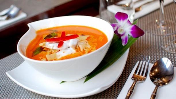 Khao Thai Sévigné Vue plat