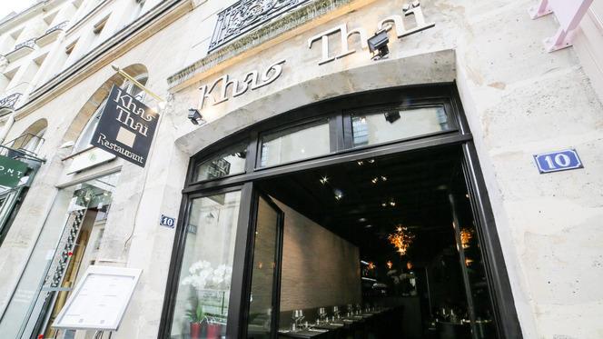 Khao Thaï Sévigné - Restaurant - Paris