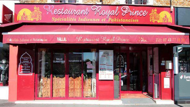 Royal Prince Devanture