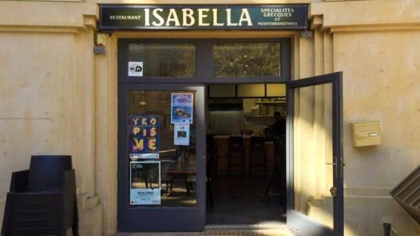 Isabella Entrée