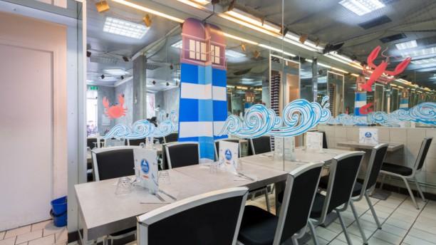 Chacha & Compagnie Gambetta Salle du restaurant