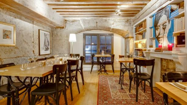 Cercle Rouge Salle du restaurant