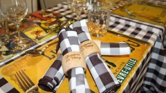 Vintage - Restaurant - Bar à vin - Pergola