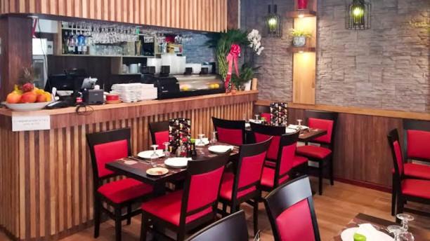 Sun Thai Salon du restaurant