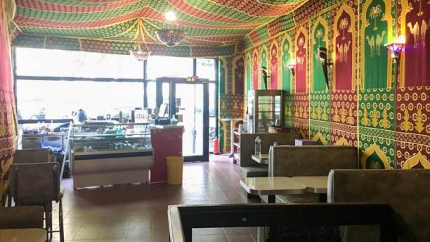 La Mamounia Salle du restaurant