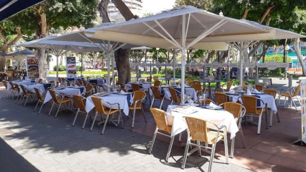Santa Catalina In Las Palmas De Gran Canaria Restaurant