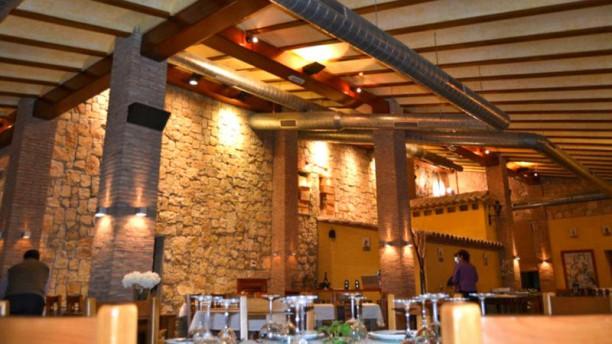 Masia restaurante la caseta Sala