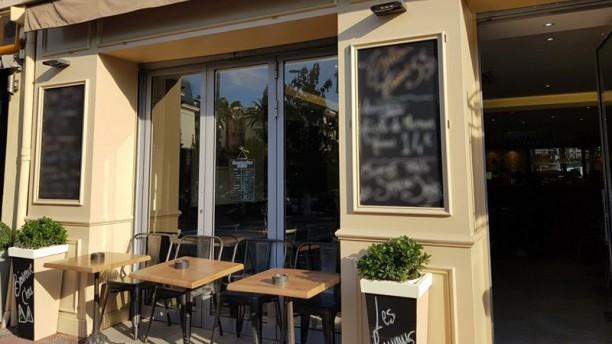 Brasserie Le Californie Terrasse