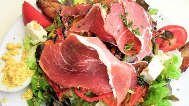 Salade du vendangeur - Le Plana, Bordeaux