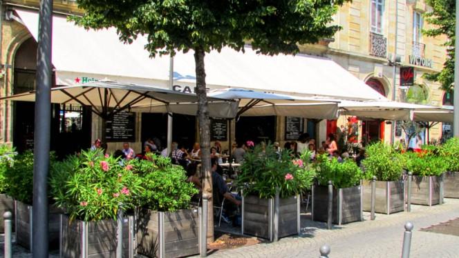 terrasse - Le Plana, Bordeaux