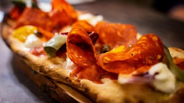 Pinsa & Bollicine Suggerimento dello chef