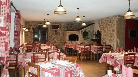restaurant - Auberge du Grand Thur - Ambléon