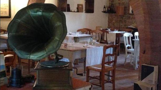 Locanda Baldelli Sala ristorante