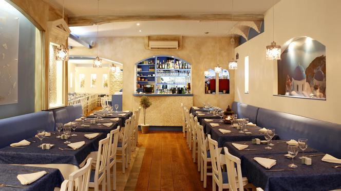 L'île de Crète - Restaurant - Lille