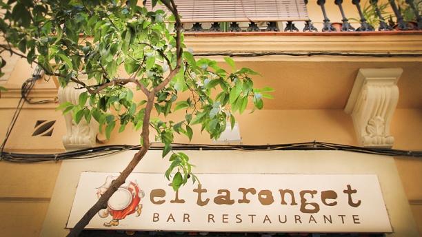El Taronget Cartel entrada