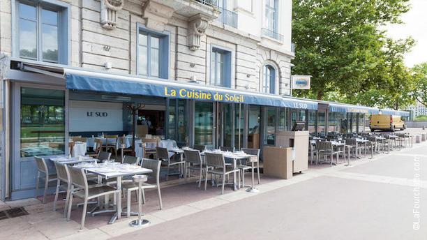 Brasserie Le Sud devanture