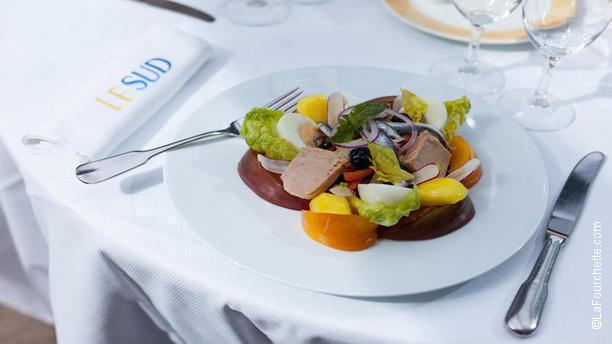 Restaurant Brasserie Le Sud à Lyon (69002), Bellecour   Avis, menu
