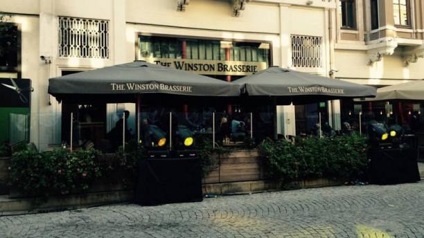 The Winston Brasserie - Akatlar Club Sporium Entrance
