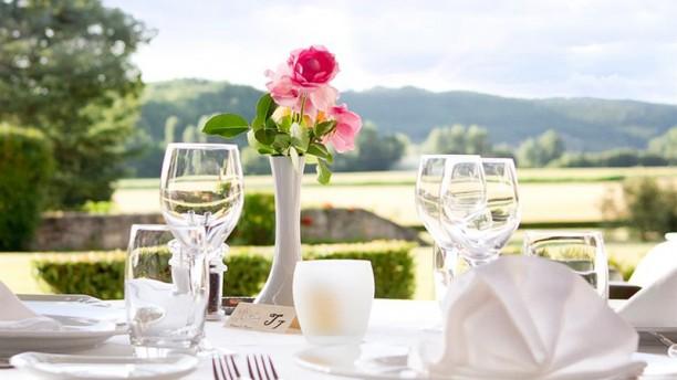 Restaurant ch teau de la fleunie condat sur v z re - La table marseillaise chateau gombert ...