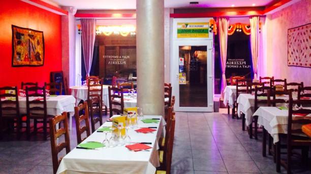 Sonar Bangla Salle du restaurant