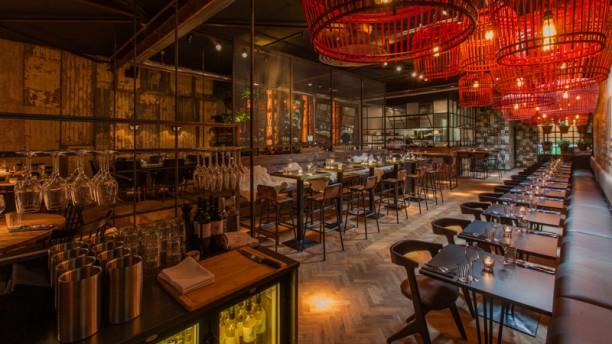 Café Panache Restaurantzaal