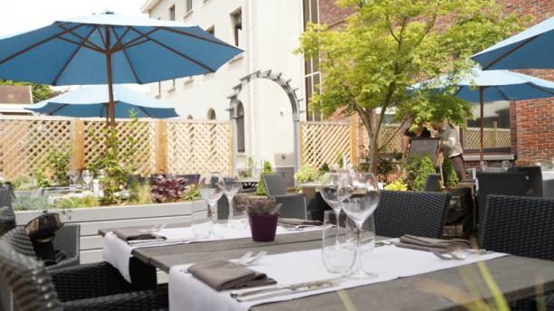 Restaurant La Sucrerie Waterloo Menu