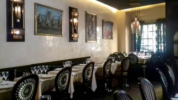 Le Mogador Salle du restaurant