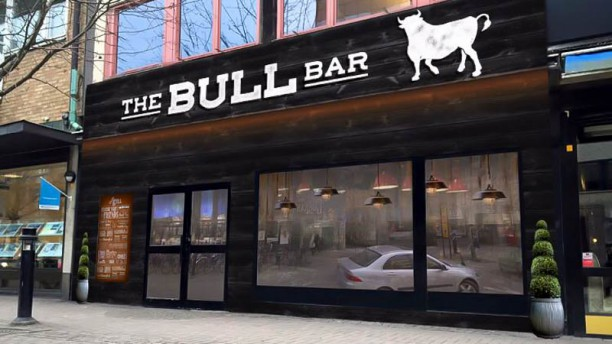 The Bull Bar entre
